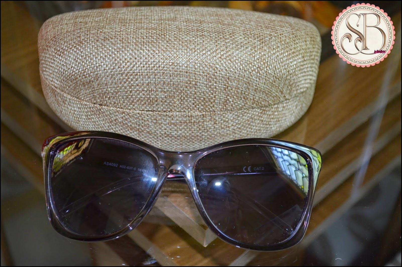 Somando Beleza, Óculos de Sol, Fuel