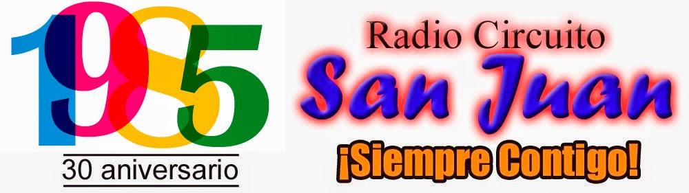 RADIO CIRCUITO SAN JUAN 810 AM // LA NUEVA 105.3 FM // San Juan Sacatepéquez, Guatemala