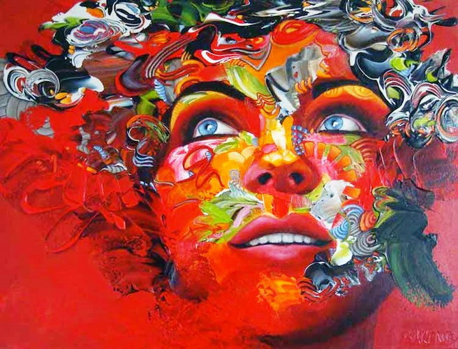 Pintura moderna y fotograf a art stica sensacionales for Pinturas bonitas para casas