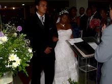 Noivos recebem Oração