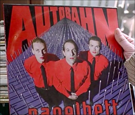 Autobahn    We believe in nothing! NOTHING!