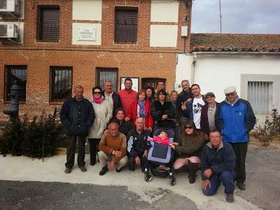 Coca de Alba, este pueblo no se vende, contra la reforma local