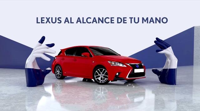 Un Lexus al alcance de tus manos