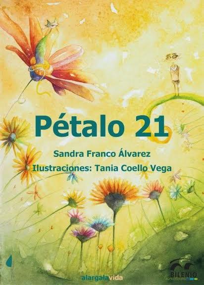 VIERNES 17 DE ABRIL A LAS 18:30 horas en la Biblioteca Pública del Estado presentación de PÉTALO 21