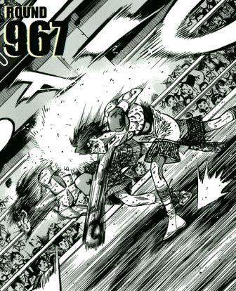 Hajime No Ippo 968 Manga Spoilers Confirmed Hajime no Ippo 969 Raw Scans 970