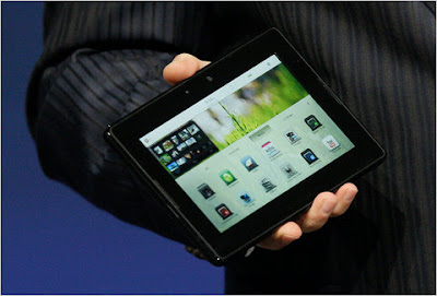 BlackBerry PlayBook Tablet User Manual