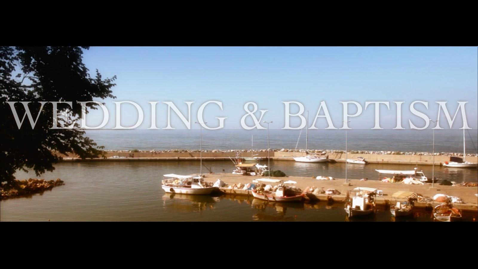 Wedding by the sea, Stomio