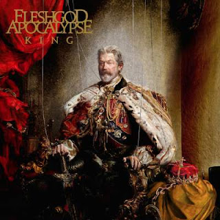 Complete Track for Upcoming Fleshgod Apocalypse Album King, Fleshgod Apocalypse New Album