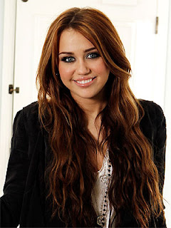 Miley Cyrus - Actress and Singer Pop United States
