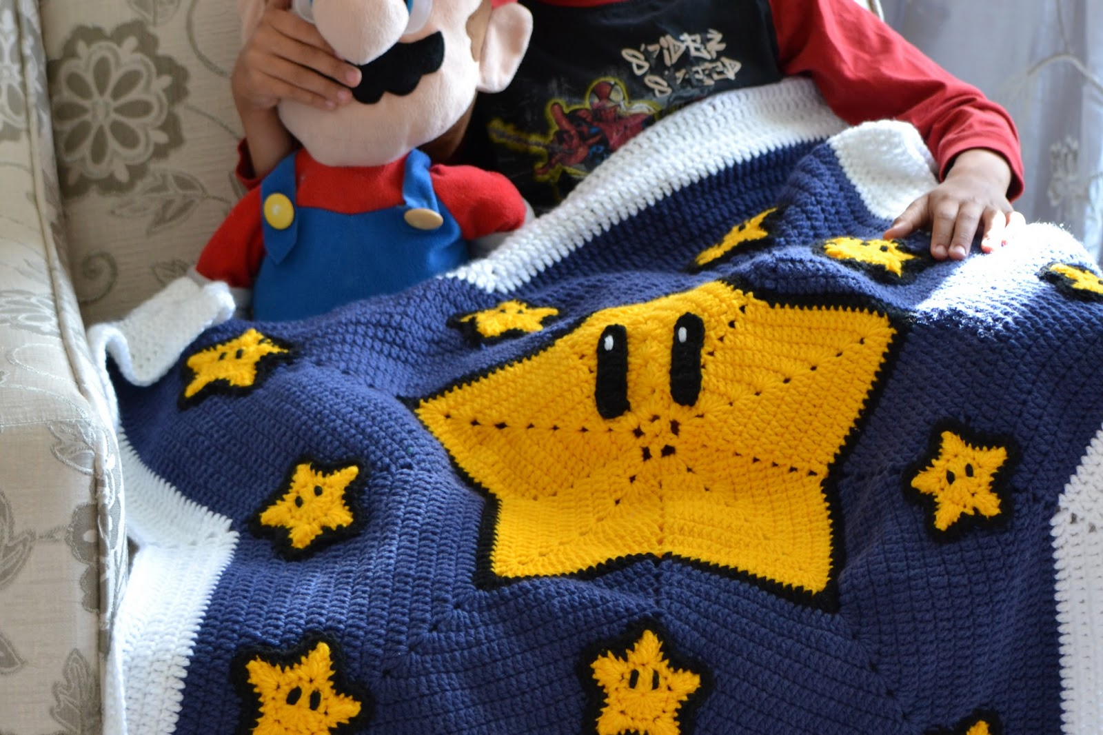 Knotty Knotty Crochet: more than the stars in the sky FREE PATTERN ...