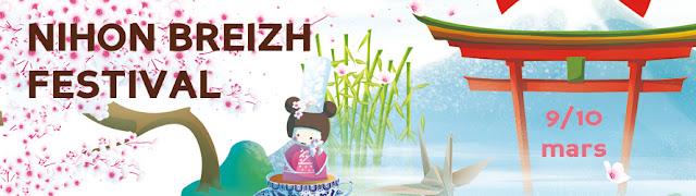 Bretagne-Japon présent au Nihon Breizh Festival