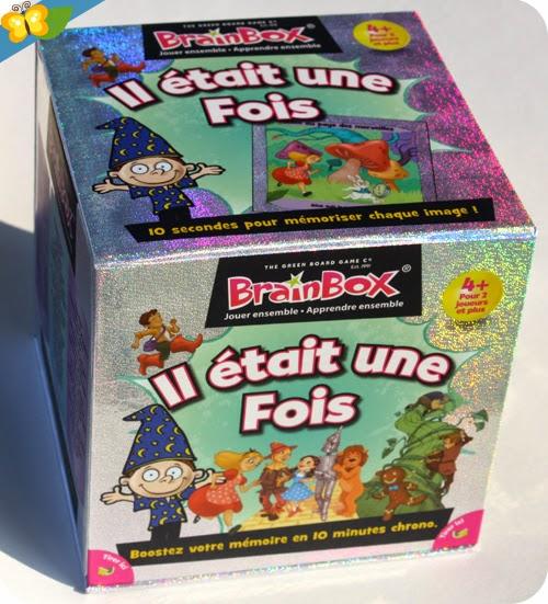 BrainBox : Il était une Fois - Asmodée