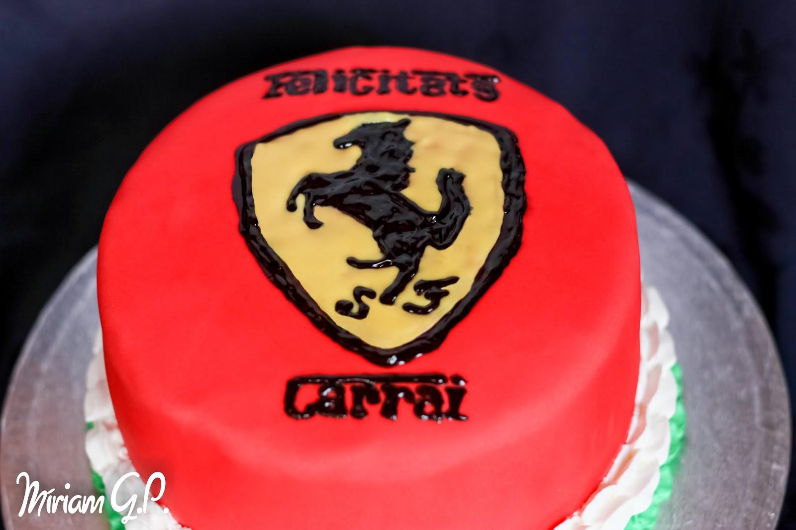 Tarta Ferrari Cake