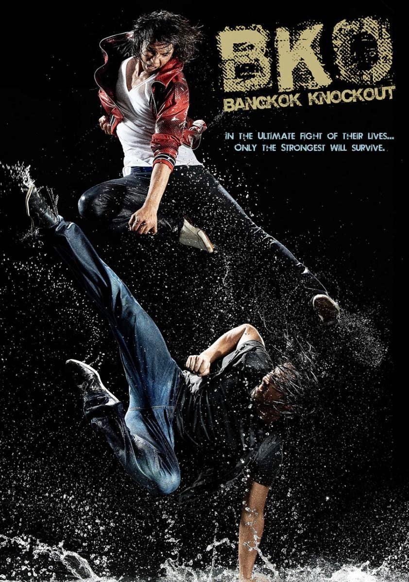 BKO: Bangkok Knockout – DVDRIP LATINO