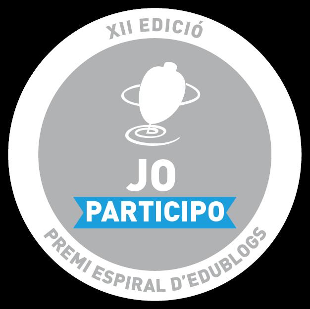 XII premis espiral d'edublogs