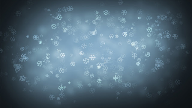 Free Beautiful Winter Snowflakes HD Wallpapers for iPhone 5