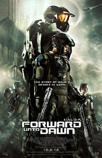 Baixar Filme Halo 4: Forward Unto Dawn BDRip XviD e RMVB Legendado (2012)