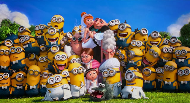 Download Film Despicable Me 2 (2013) 720p Bluray