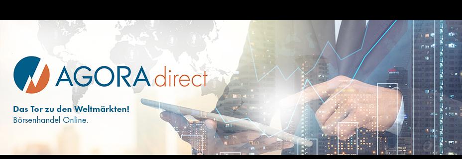 AGORA direct™ - Online Broker
