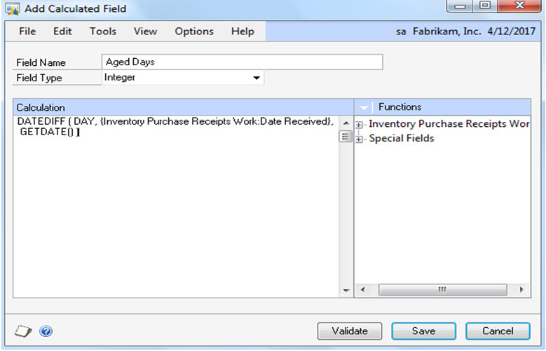 how to create a smartlist in microsoft dynamics gp 2013