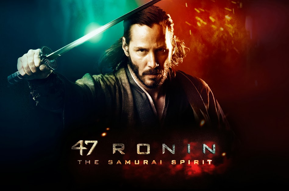 47 ronin, movie review