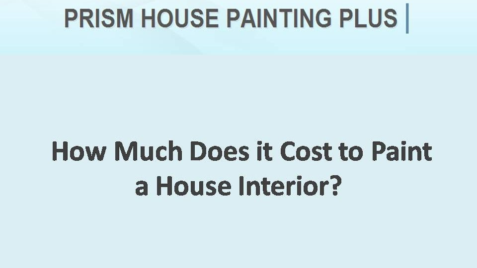 Whitewash - Cost Of Painting A House Interior