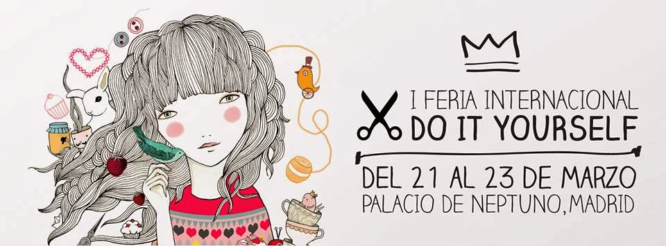 diy show feria craft hadmade marzo 2014 blog mi boda gratis