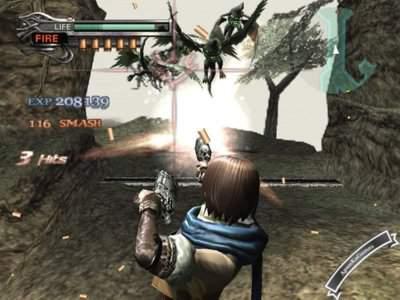 Chaos Legion Screenshots