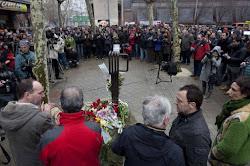 Lugares de la Memoria Democrática: Vitoria, 3 de marzo de 1976-Gasteiz, martzoak 3