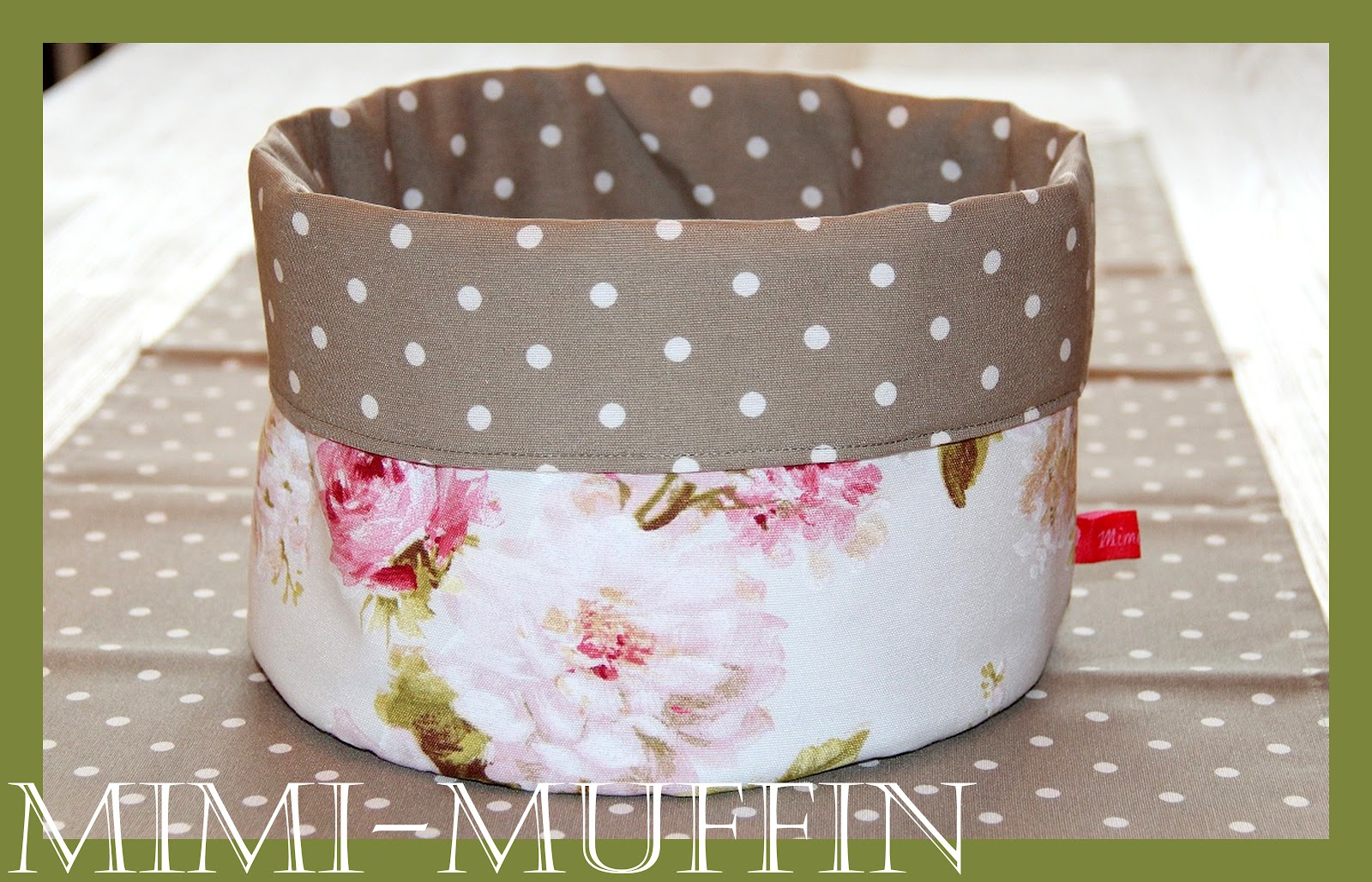 Mimi muffin ein romantisches utensilo - Piratenzimmer deko ...