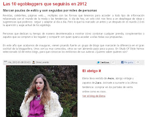Lista 10 Egobloggers ms influyentes