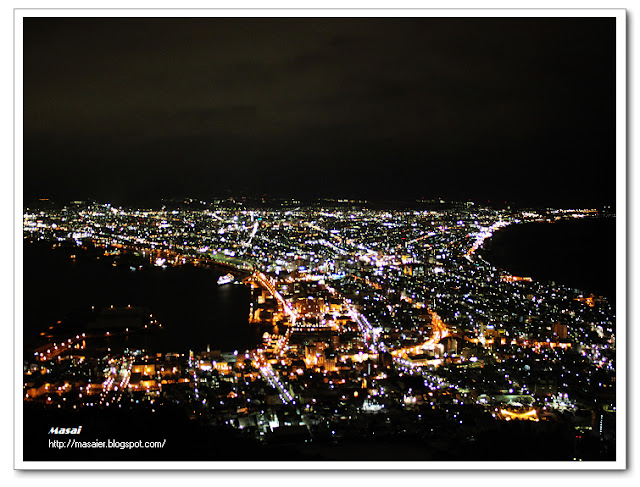 北海道函館百萬夜景1