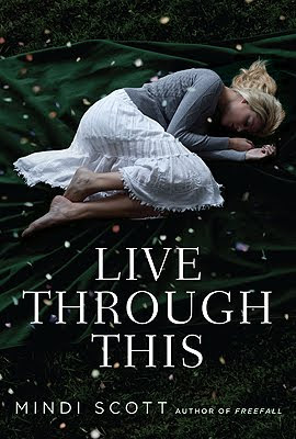 Learn How Far The Girl Next Door Will Go To Protect Truth About Her Life In Live Through This An Amazing Book Out Month Simon Pulse