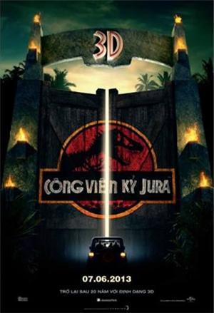 Công Viên Kỷ Jura - Jurassic Park 3d