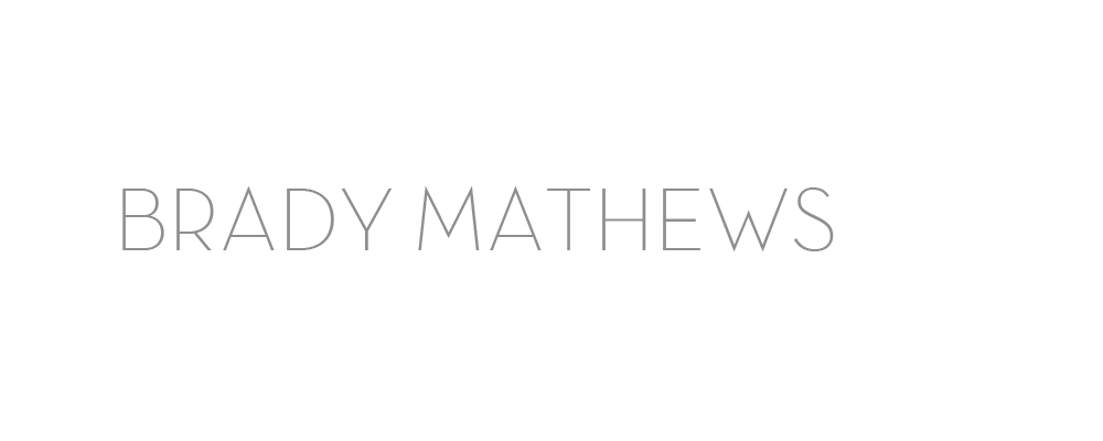 Brady Mathews Design