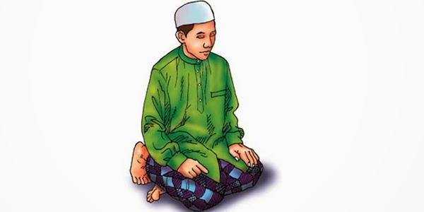 bacaan doa tasyahhud awal atau tahiyat awal lengkap