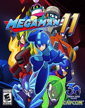 Mega Man 11 Torrent torrent download capa