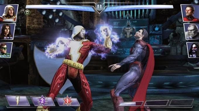 Download Injustice for PC