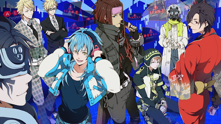 DRAMAtical Murder Anime