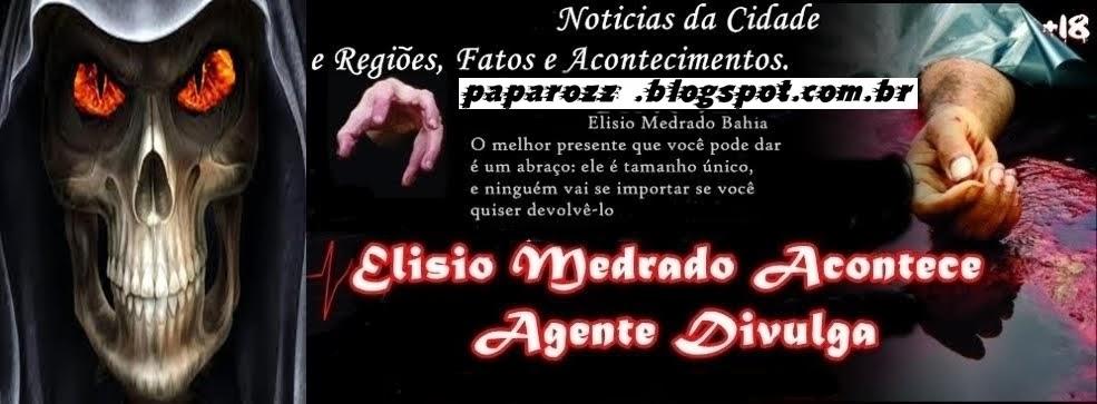 Elísio Medrado Acontece Agente Divulga