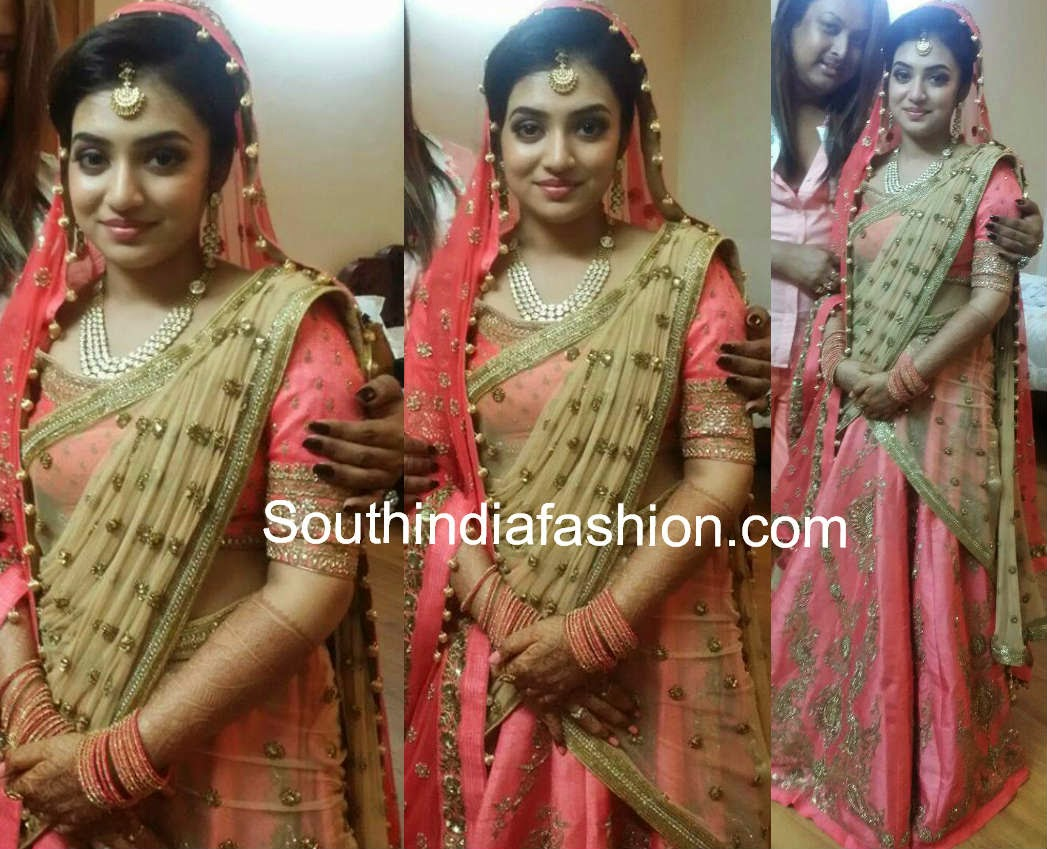 Nazriya Nazim - Fahad Fazil Wedding Reception Photos