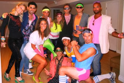 80s Costume Party