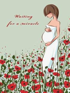 ¿Vas a ser mamá ?