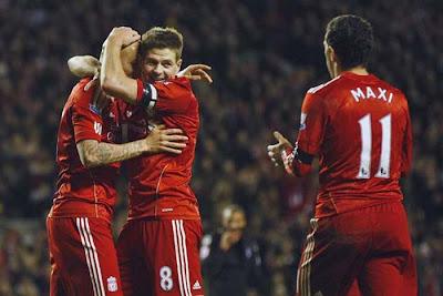 Liverpool 5 - 1 Oldham (1)