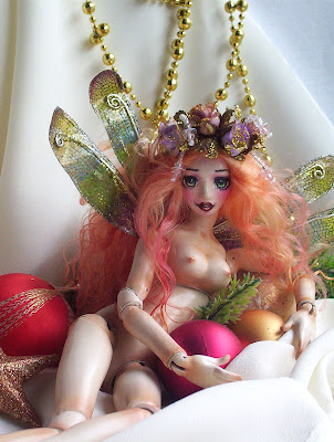 handmade bjd doll dollfie porcelain ball jointed doll