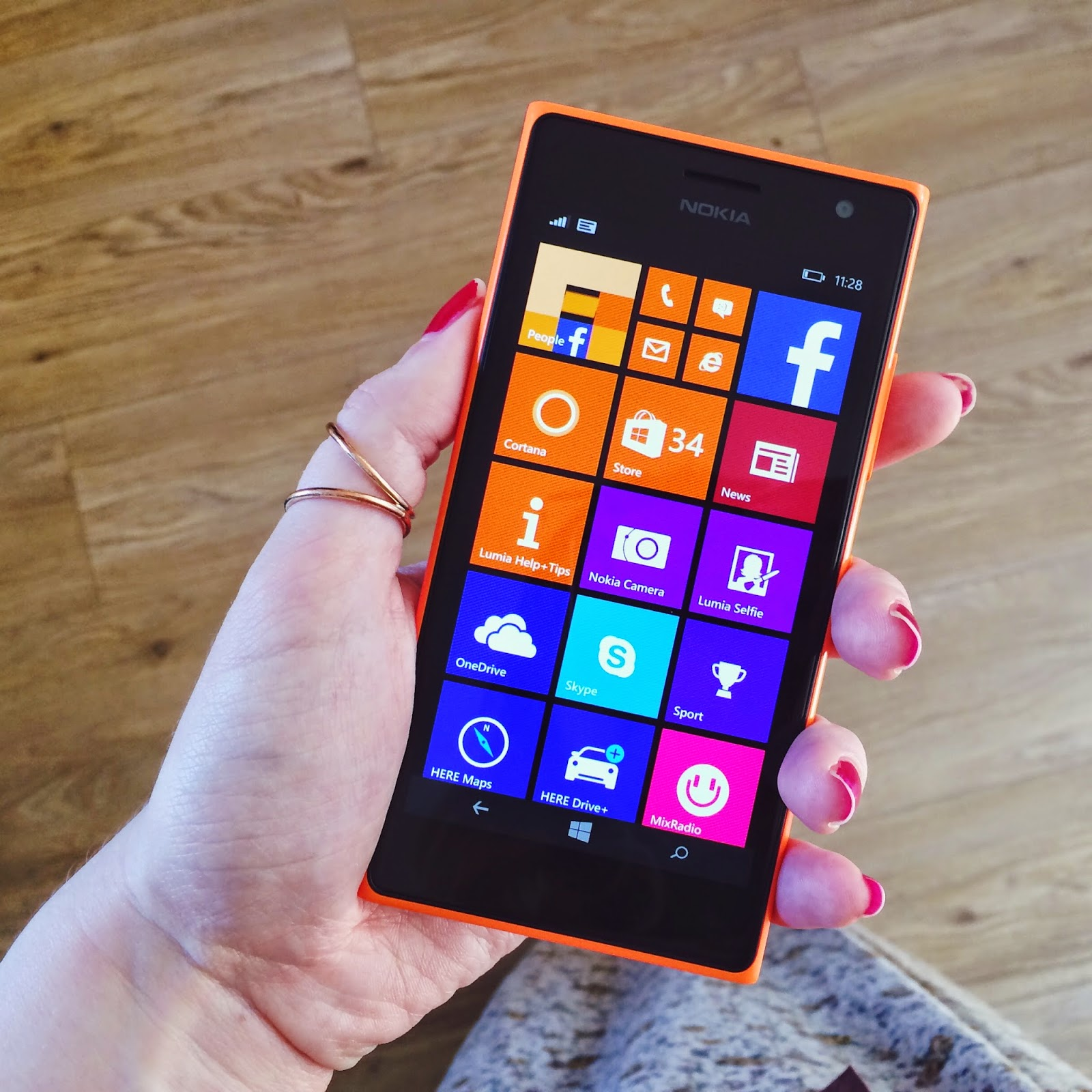 Lumia phone review