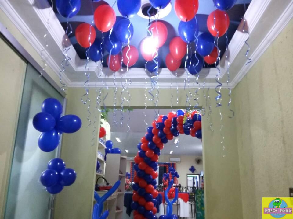 decoracao festa urso marinheiro