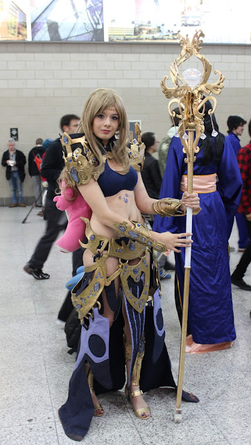 Comic Con Cosplay - Warcraft