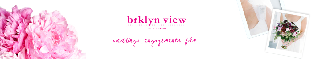 brklyn view photography : brooklyn wedding photographer