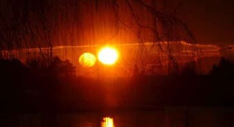 Chấn động: Hai Mặt Trời xuất hiện cùng lúc tại Nam Mỹ (Video)
